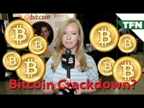 Bitcoin Crackdown on the Horizon?