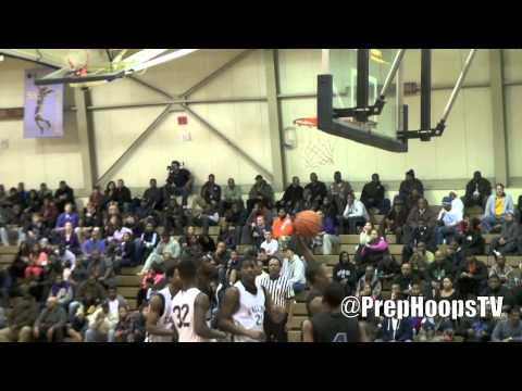 Michigan Wolverine commit Derrick Walton Jr 2013 Chandler Park mid-season highlights