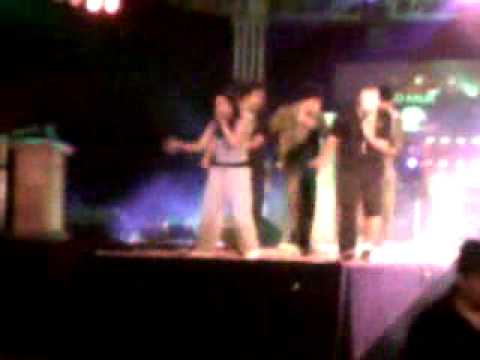 Live Performance of Hard Kaur on Ek Glassy-18th Feb11