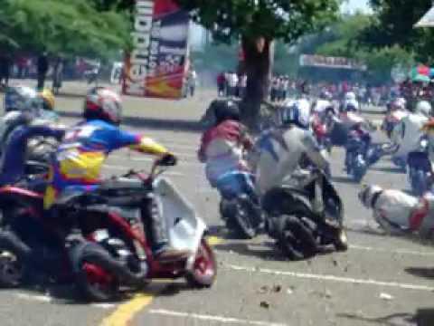 Dio Stock Racing Honda Dio Racing 125cc