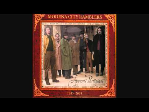 Modena City Ramblers - Al Dievel