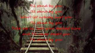 The pretenders -  I´ll stand by you