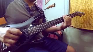 Unitopia - Easter (Guitar Solo Cover)