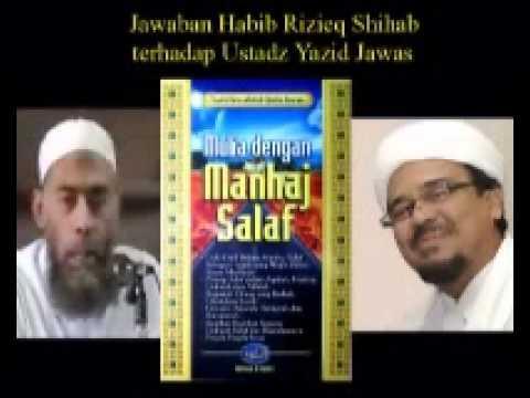 Bantahan Habib Rizieq Shihab Terhadap Ustadz Yazid Jawas part 2
