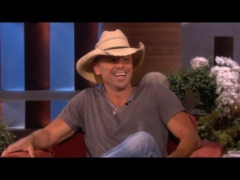 Kenny Chesney's Wild Joke