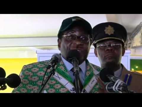 Mugabe threatens 100% nationalisation of UK companies in Zimbabwe in retaliation to sanctions