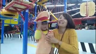 Bé đi chơi công viên - Nhạc thiếu nhi vui nhộn cho bé