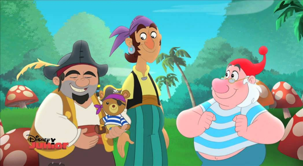Captain Hooks Menu >> Jake and the Never Land Pirates - 'Captain Hook is Missing!' - YouTube