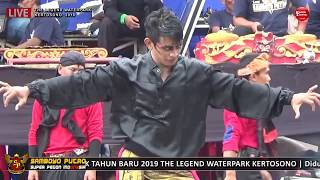 Lagu Hits 2019 KEPENDEM TRESNO Cover Voc WULAN JNP77 - SAMBOYO PUTRO Live The Legend Waterpark 2018