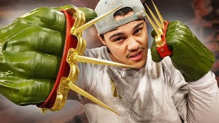 Ultimate Destruction HULK HANDS?!