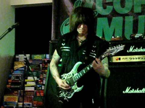 Michael Angelo Batio Metallica Medley