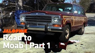 Will Our $800 Jeep Grand Wagoneer Make It to Moab? | Part 1