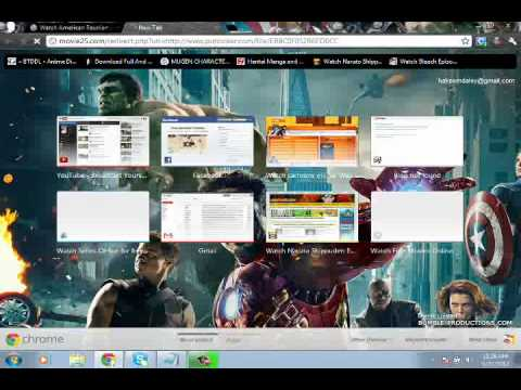 download movies using google chrome