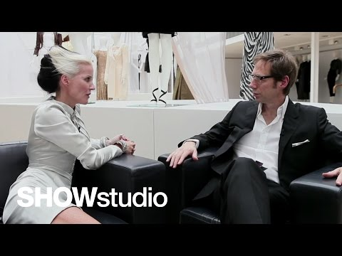 SHOWstudio: The Daphne Guinness Collection