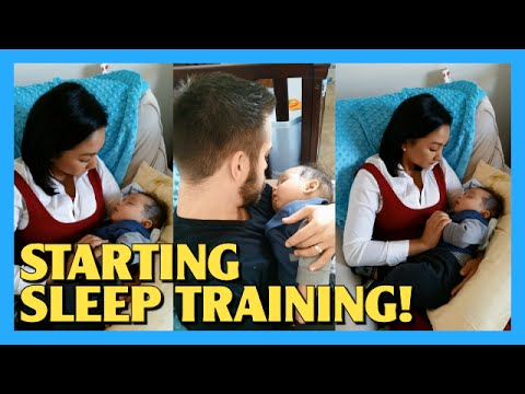 Starting Sleep Training!