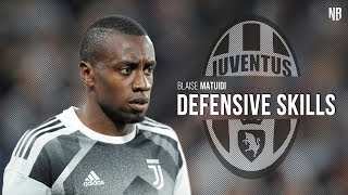 Blaise Matuidi 2018 ● Crazy Defensive Skills, Tackles, Passes | HD