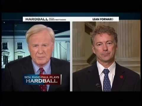 Sen. Rand Paul Appears on Hardball with Chris Matthews- December 4, 2014