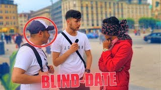 BLIND-DATE mit JENNIFER !..😱 | STREETCOMEDY | Denizon