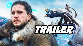 Game Of Thrones Season 8 HBO Countdown Trailer Breakdown
