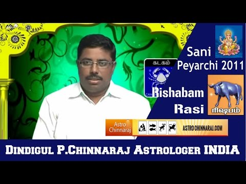 Sani Peyarchi 2011 VIRUCHIGAM by DINDIGUL P.CHINNARAJ ASTROLOGER INDIA