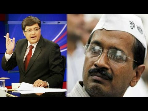 The Newshour Debate:Arvind Kejriwal show over? - Full Debate (13th August 2014)