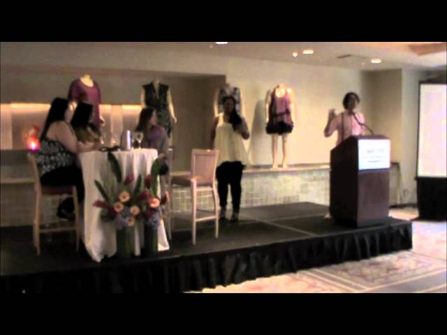 Full Figured Fashion week NYC 2011