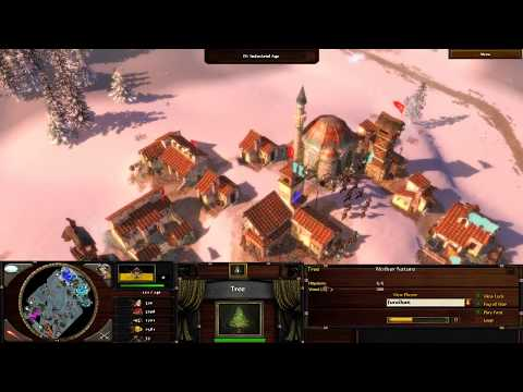 Age Of Empires III : Wars Of Liberty Gameplay #2