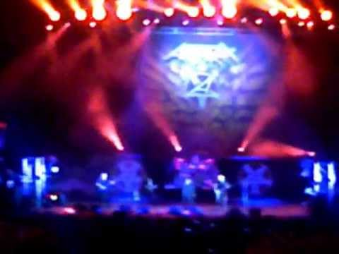 Anthrax - TNT AC/DC Cover @ Palacio de los Deportes Force Fest Mexico City