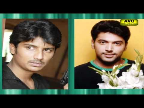 Jeeva and Jayam Ravi became Boxers