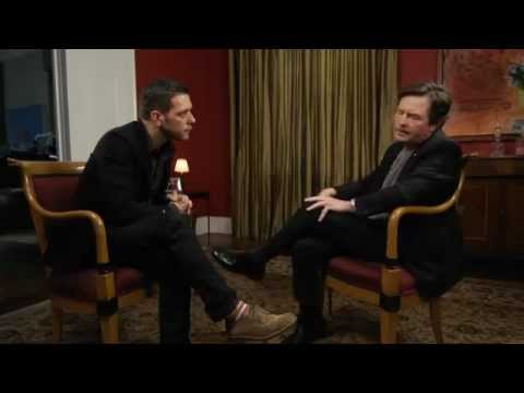 Michael J. Fox on George Stroumboulopoulos Tonight: Interview