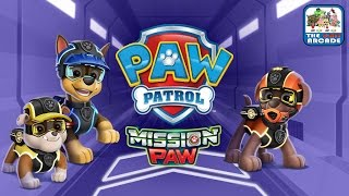 Paw Patrol: Mission Paw - Recover The Missing Royal Crown (Nick Jr. Games)