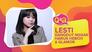 Download Lagu Q&A Lesti - Dangdut Nggak Harus Heboh & Glamor Gratis STAFABAND