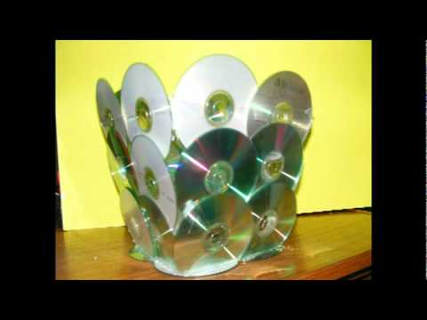 2010GIT-EyL - Recicla tus Cd's