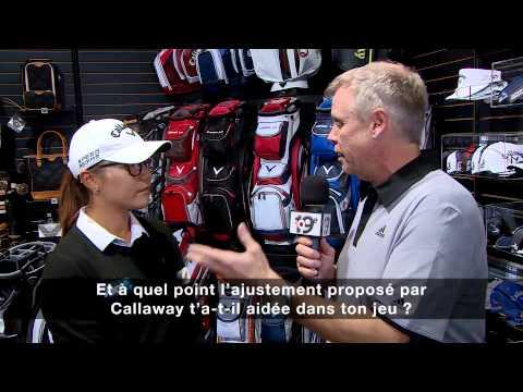 Au 19e - Saison 4 - Entrevue avec Lydia Ko