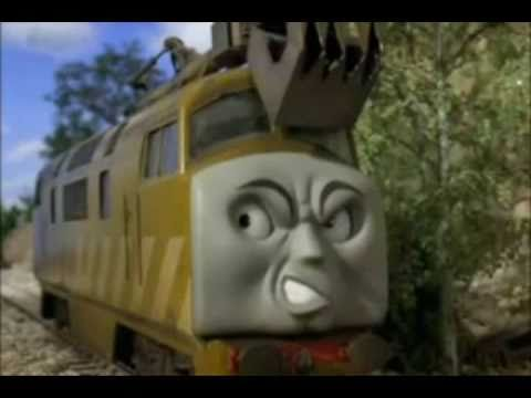 Diesel 10 Comes Back To Sodor Youtube