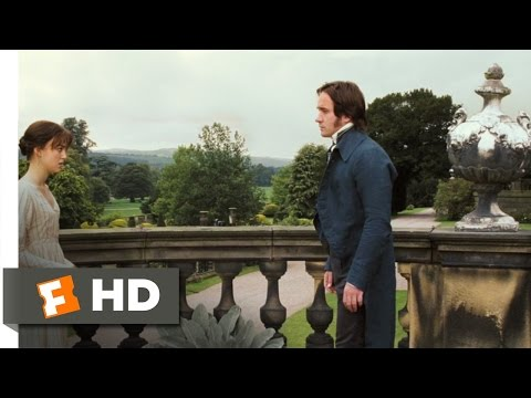 Pride & Prejudice (810) Movie CLIP - Visiting Darcys Estate (...