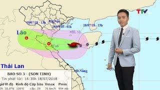 Bão số 3 tiến gần bờ, ảnh hưởng trực tiếp đến Thanh Hóa, Nghệ An