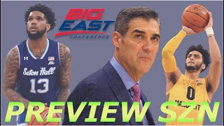 Big East College Basketball Preview: Seton Hall and Villanova OVERRATED?