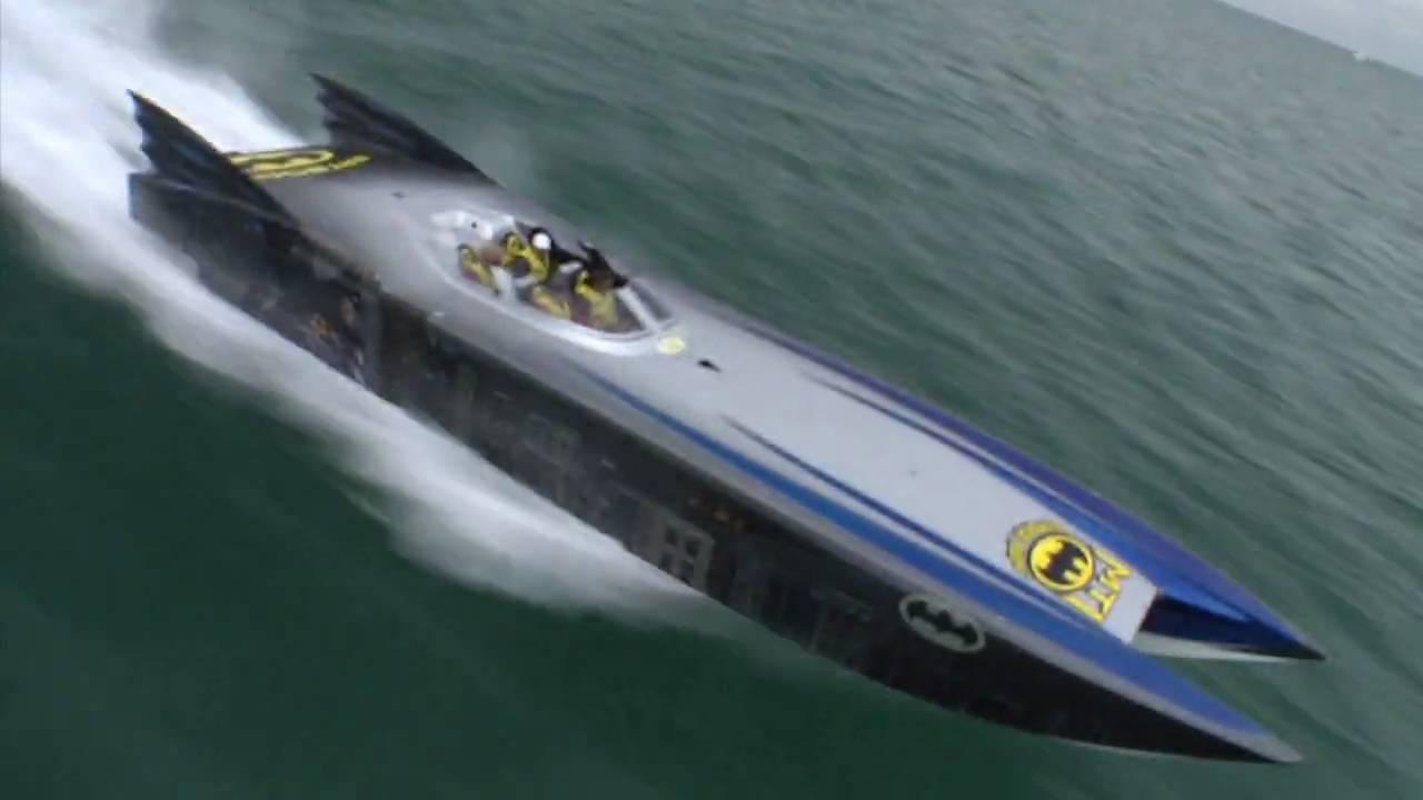 Miami speed boat poker run