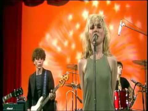 Blondie - Contact In Red Square