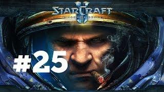 StarCraft 2 - Врата ада - Часть 25 - Эксперт - Прохождение Кампании Wings of Liberty