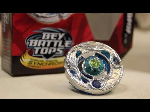 Beyblade Guardian Leviathan 160SB SS-10 Unboxing & Review! - Beyblade Shogun Steel