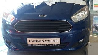 Ford Courier 2017