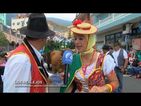 27/05/2018 LOS REALEJOS - ROMERÍA SAN ISIDRO LABRADOR Y ...