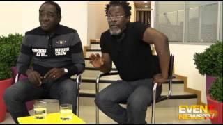 Exclusif Michel Bohiri Et Fargas Assande Sur Le Plateau D 39 Eventnewstv