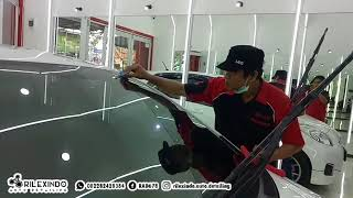 Coating Mobil Jambi | Glass Coating Toyota Yaris Rilexindo Auto Detailing