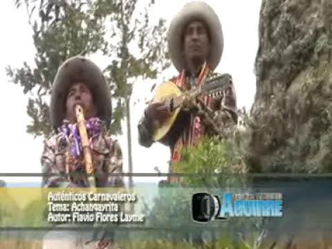 Autenticos Carnavaleros de Chumbivilcas Achanqarita.mpg