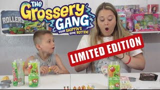 Grossery Gang LIMITED EDITION! Surprise Blind Bags By Moose Toys