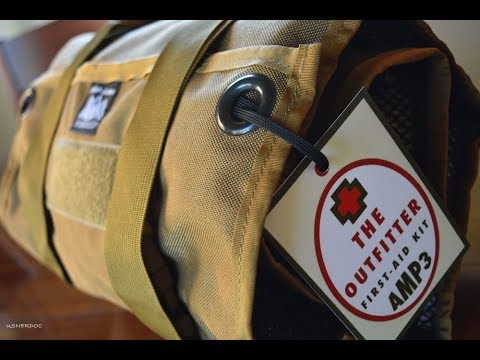 First Aid Kit AMP3 Giveaway