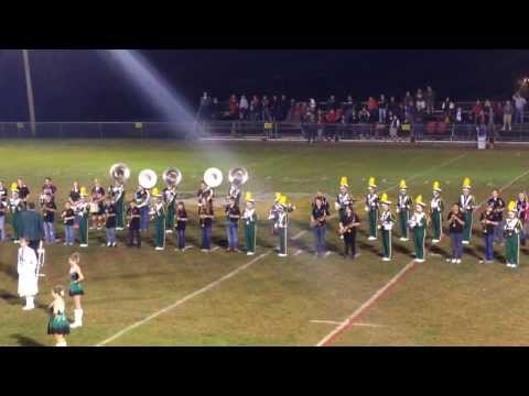 Braxton County High School and Middle School Band